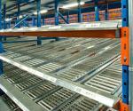 Hệ thống kệ Carton Flow Rack Kho Hàng