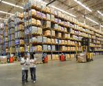 Tối ưu hóa nhà kho với kệ chứa hàng hạng nặng công nghiệp