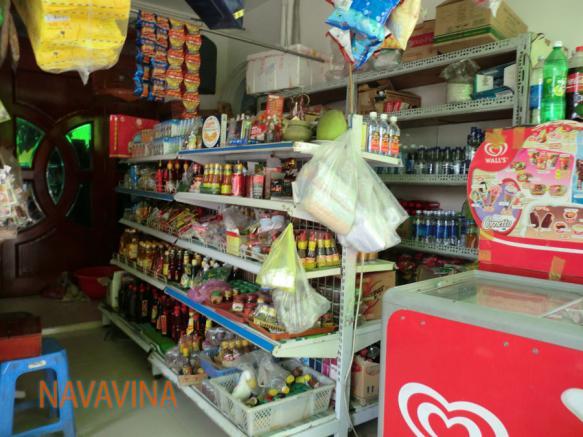 Kệ siêu thị chứa hàng Navavina