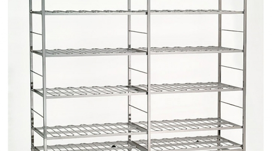 Inox Shelves