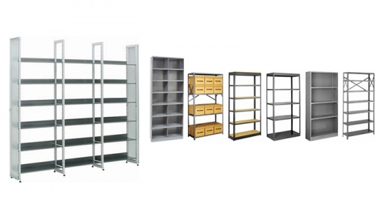 Profile Storage Cabinet