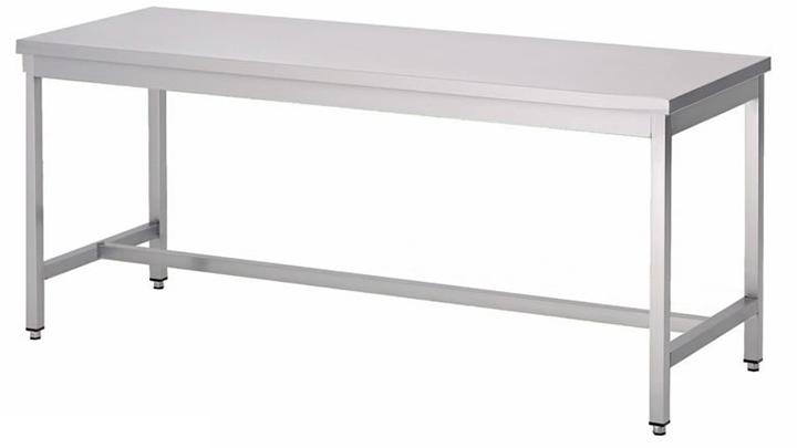Inox table navavina for Table armoire inox