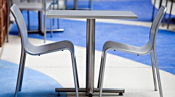 Inox Table