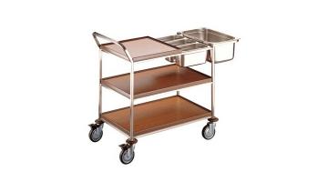 Inox Cart